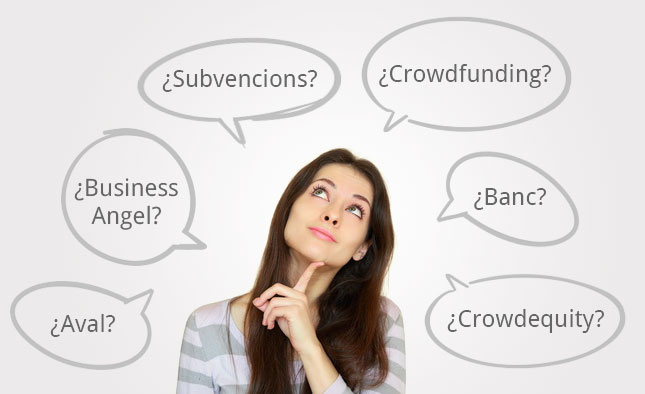 Alternatives de finançament privat: crowdfunding, business angels, ...