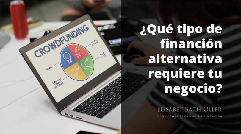 financiacion alternativa